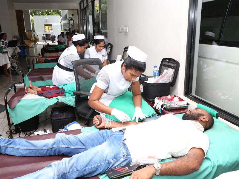 BLOOD DONATION CAMPAIGN